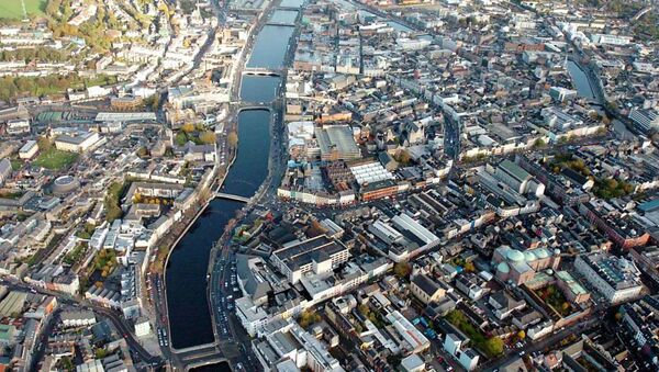 Frank's work over the past decade is central to maintaining and preserving a central element in Cork's sense of itself – the buildings and streets that help to form the very identity of the city and county. Picture: Dan Linehan