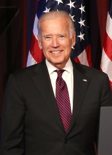 Joe Biden was inaugurated as President today. Picture: Getty Images.