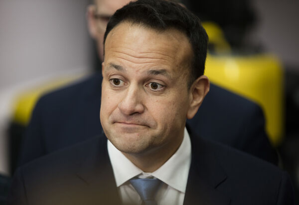 Leo Varadkar said the Government's new mandatory requirement of a PCR test was being met with a very high degree of compliance