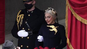 From Gaga's gúna to Bernie's mittens: Five iconic looks from Joe Biden's inauguration