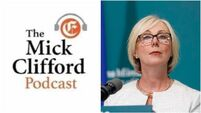 The Mick Clifford Podcast: Regina Doherty - In through the out door