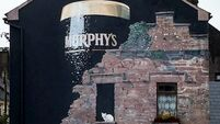 'End of an era' as Macroom's iconic mural falls foul of alcohol law