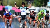 Cavendish off to Giro flyer