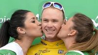 Froome to lead Sky's Tour charge