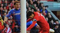 Purslow expects Suarez to stay with Reds