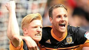 McShane goal helps send Hull into Premier League