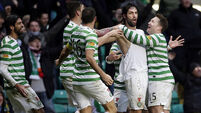 Samaras brace helps Bhoys to easy win at Tannadice