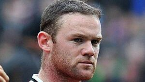 Rooney left out of Man Utd squad