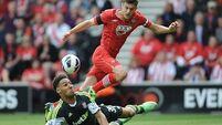 Owen ends career with draw at Southampton