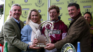 'The easiest decision I've made': Grand National-winning jockey David Mullins retires at 24