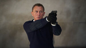 James Bond film No Time To Die delayed again