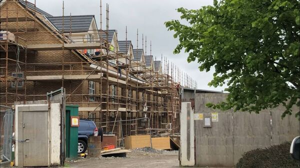 Demand for housing is still high, in spite of Covid-19.  Picture: PA