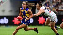 AFLW Rd 2 - West Coast Eagles v Fremantle Dockers