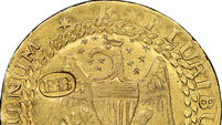 Rare US gold coin dating from 1787 sold for $9m dollars