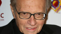 Larry King death