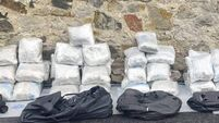 Two men arrested in connection with €140k cannabis seizure