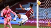 Aston Villa v Newcastle United - Premier League - Villa Park