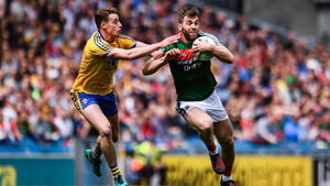 Seamus O'Shea: Transition from Mayo veterans will be smooth