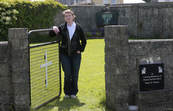 "Galway County Council praised the work done by Tuam locals, particularly historian Catherine Corless, for their ""commitment and respect the local residents in Tuam have afforded to maintaining the site in Tuam over several decades."" File Picture: Laura Hutton/RollingNews.ie"