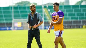 Former Wexford captain Diarmuid Lyng joins Tralee Parnells