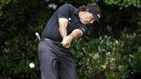 Mickelson makes the perfect start at Merion