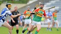 Discipline deserts Carlow in dying stages of defeat Laois