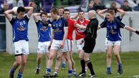 Cork U21s hold on to make final