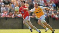 Louth progress despite goalkeeper's verbal tirade at umpire