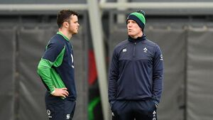 Andy Farrell relishing Paul O'Connell link-up: 'His passion for the game is second to none'