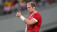 Alun Wyn Jones File Photo