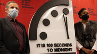 Doomsday Clock 2021