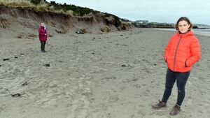 Locals pledge to slow down the 'alarming' rapid erosion of Inchydoney's sand dunes