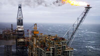 Oil and gas insolvencies