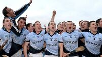 Joy for Na Piarsaigh, Castlebar, Portlaoise and St. Vincent's