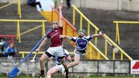 Laois give Galway scare in fight for Leinster Hurling final place