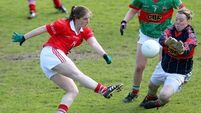Cork are ladies Division 1 champs