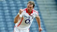 Cork midfielder O'Connor retires