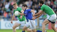 Longford trounce Limerick to progress to Monday's football draw