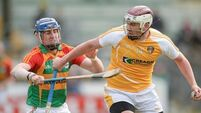 Antrim to stay in Division 1B