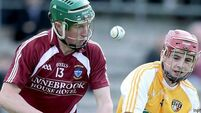 Strong finish sees Antrim advance
