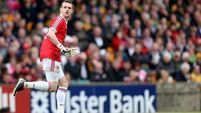 Knee injury finishes Tyrone goalkeeper's Championship hopes