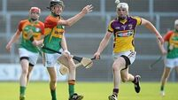 Wexford survive major scare from Carlow