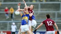 Goal by rookie saves Galway against Tipp