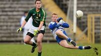 Hughes goal helps Monaghan to league title