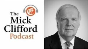The Mick Clifford Podcast: Denis Eustace-Minding the mind in a time of Covid