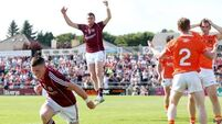 Galway upset the odds against Armagh