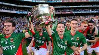 Mayo minors end losing streak