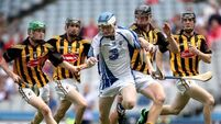 Waterford beat Kilkenny to minor hurling final