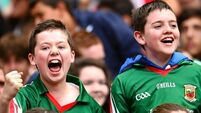 Revenge for Mayo as champions Donegal trounced