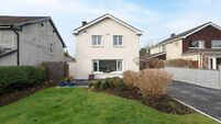 Great family home in heart of Douglas for €485,000
